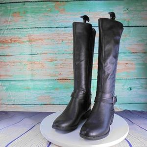 Style & Co Luciaap Knee High Boots Size 5 M